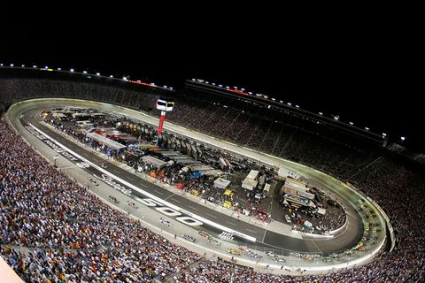 Bristol Motor Speedway ... What my baby was named after My Dads love for nascar (: