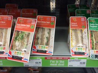 £2 for a sandwich, not on my budget! #LiveBelowtheLine  https://www.livebelowtheline.com/me/abigailwatson7