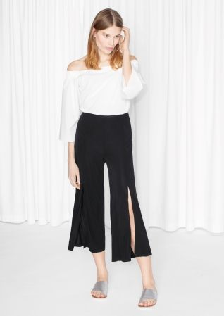 & Other Stories | Slit Culottes