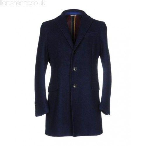 49238223EC Manuel Ritz Coat - Men Manuel Ritz Coats - 49238223EC