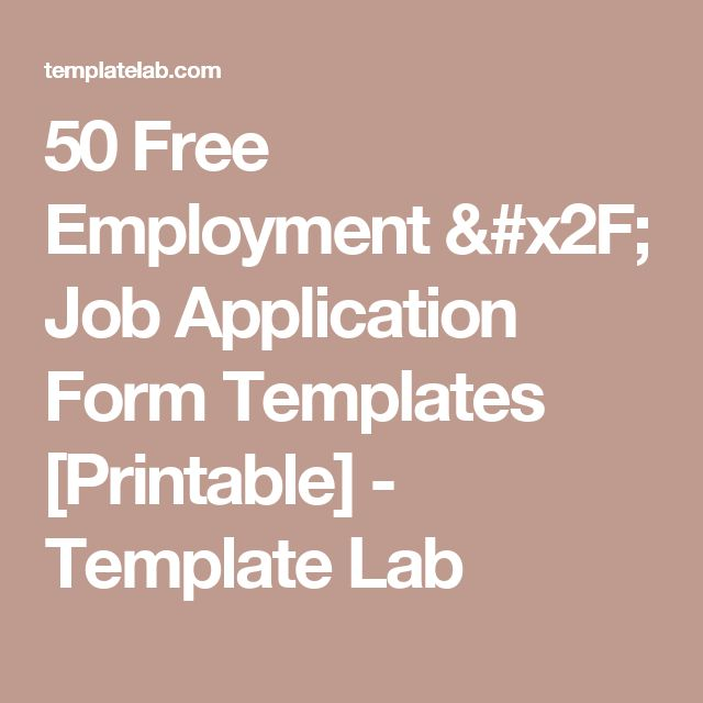 Best 25+ Application form ideas on Pinterest Job application - application form template free