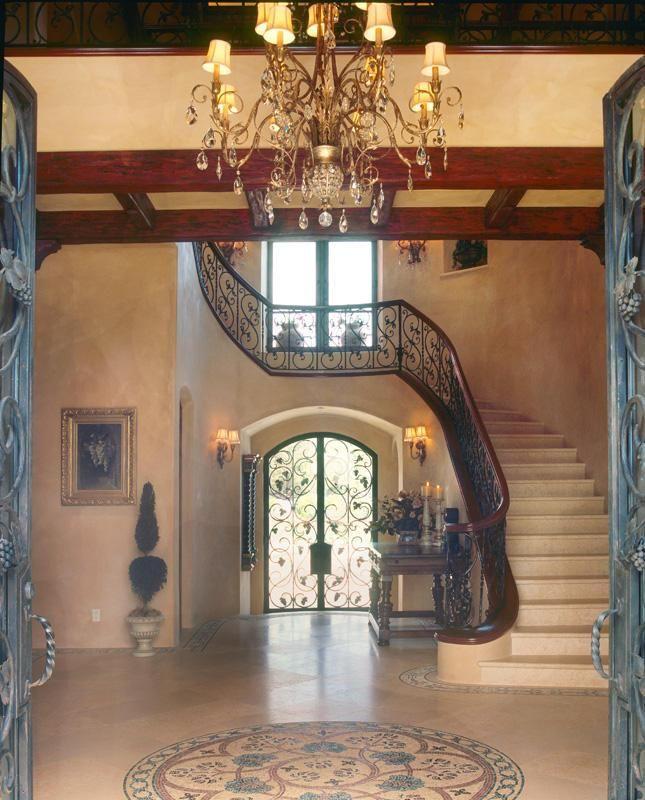 Debra Kay George Interiors - Santa Barbara Tuscan Villa