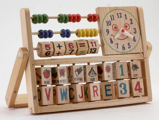 While children play with the baby educational toys they will also learn, and in the way this way improve their thinking process, and make them smarter and sharper.