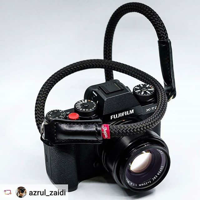 @azrul_zaidi via @renstapp   . Fujifilm XT2 and XF35mm f/1.4 lens  together with camera strap from @stroppa_straps ship all the way from Poland . I am using XPro2 with XF56mm f/1.2 lens . #fujifilmmy #fujiframez #fujifilmmalaysia #fujifilm #fujifilmglobal #fujifilm_xseries #xseries #fujifilmxpro2 #fujifilmxt2 #stroppa_straps #fujifilmxt2 #xf56mm #xf35mmf14 #fujifeed #mirrorlessgeeks #camerastrap #camerasetupclub #instagood #instadaily #mirrorlesscamera #mirrorlessgeeks #vscocam_my…