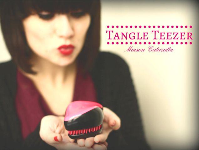 Maison Cataratta: Tangle Teezer