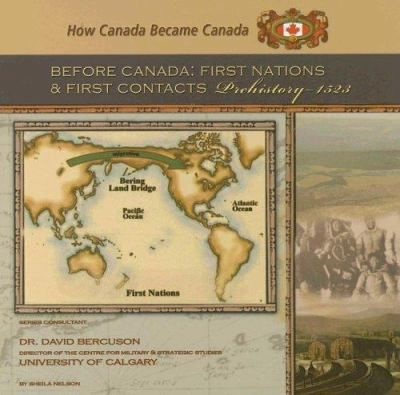 iscusses the geographic regions of Canada and the cultures of the First Nations who lived there and explores some of the theories about how people first came to North America, as well as theories about early European visitors to Canada. Gr.3-6.