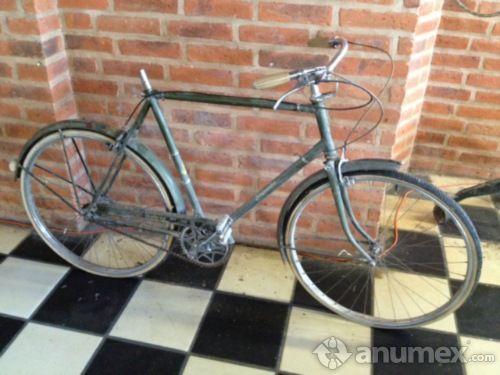 Bicicleta Raleigh Antigua Inglesa