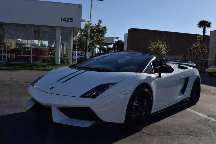 2013 Lamborghini Gallardo LP 570-4 Spyder Performante Stock # C038 for sale near Costa Mesa, CA | CA Lamborghini Dealer