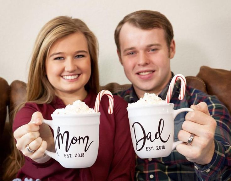 Congratulations Mr. and Mrs. Duggar! #pregnant #duggarfamily #JoeandKendra