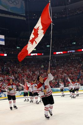 Canadian hockey moment in history. Gonna see this again!