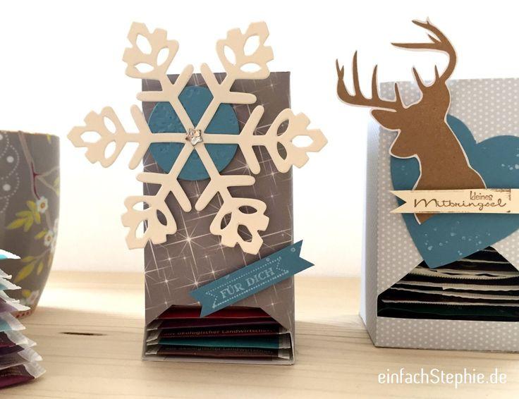 tee adventskalender schnell selbst basteln basteln and. Black Bedroom Furniture Sets. Home Design Ideas