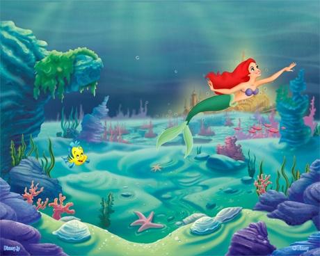 Love The Little Mermaid <3