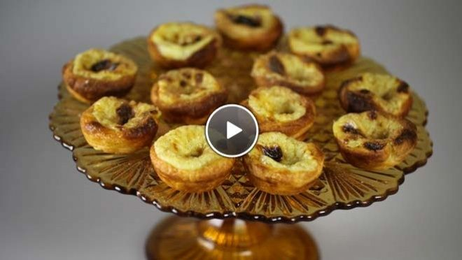 Pasteis de Belem - recept | 24Kitchen