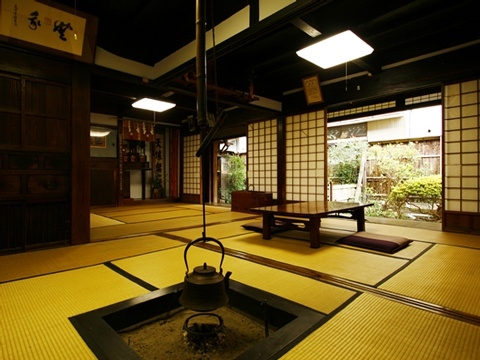 Irori(Japanese Hearth)