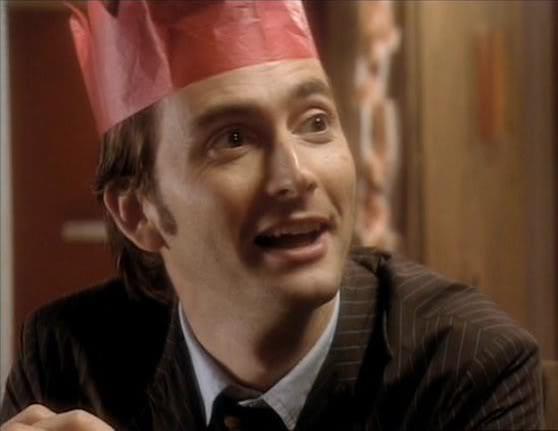 Happy birthday to my 10th Doctor, David Tennant! ♥ :]