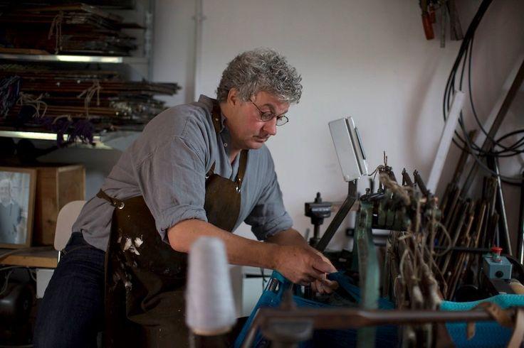 Weaving |Handmade scarves | Handmade in Ireland | Irish Design | Weaving & Knitting