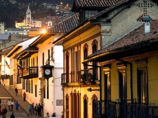 La Candelaria - Bogotá D.C., Colombia.