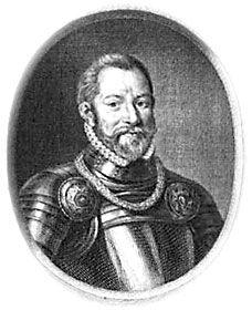 Admiraal Boisot. Omstreeks 1572 beschikt Willem van Oranje over de hele Zeeuwsche vloot die onder leiding staat van admiraal Boisot. Van Oranje sluit zich aan bij de calvinistische watergeuzen en denkt al voorzichtig aan de verovering van de grootste havenstad in de Nederlanden: Antwerpen, voortaan met hulp van de geuzen. In het diepste geheim onderhandelt hij met rijke edelen in de Vlaamse stad.