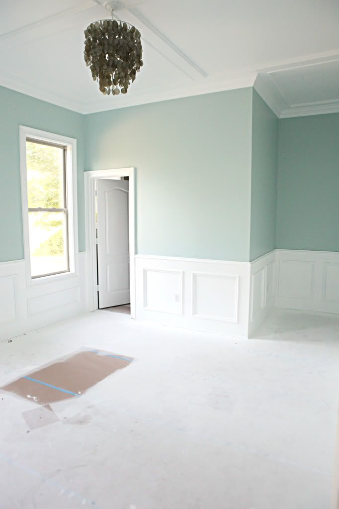 Love the Paint Color: Benjamin Moore's Palladian Blue