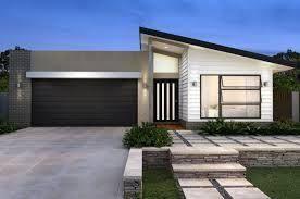 Resultado de imagem para contemporary single story house facades australia