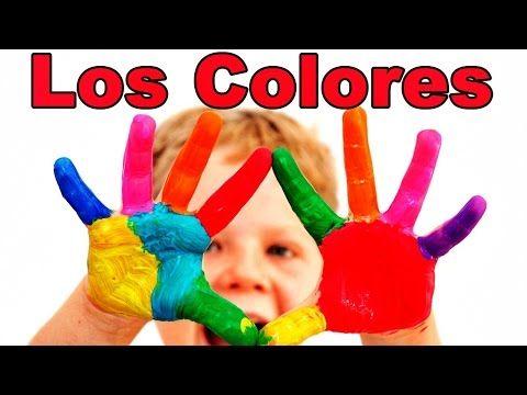 Los Colores en Español - Videos Educativos para Niños ♫ Divertido para aprender # - YouTube