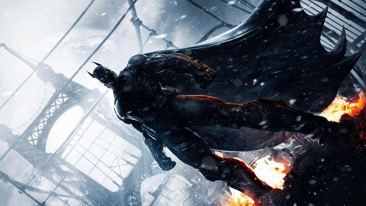 Batman Arkham Origins by vgwallpapers.deviantart.com on @deviantART