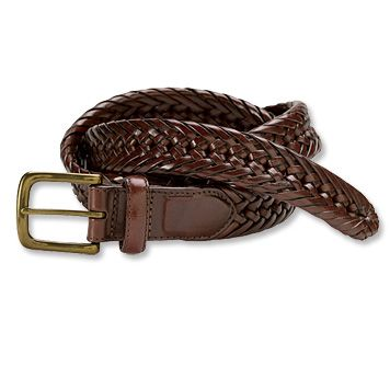 Just found this Braided Leather Belt - Braided Latigo Leather Belt -- Orvis on Orvis.com!