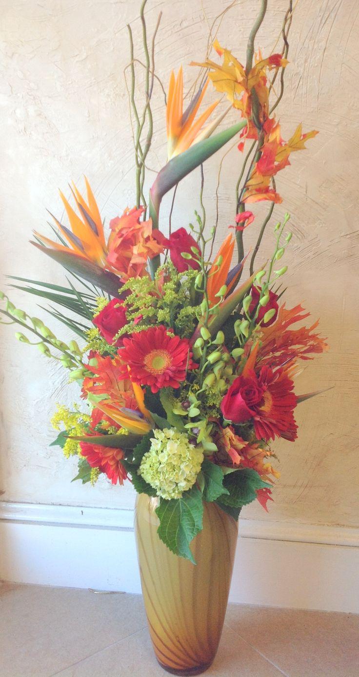 77 best birds of paradise images on pinterest bird of paradise floral designs flower arrangements tropical paradise dhlflorist Image collections