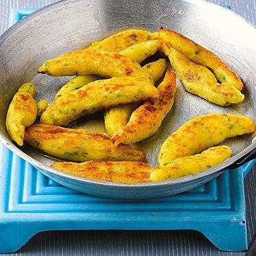 Gemüse-Schupfnudeln Rezept | Küchengötter