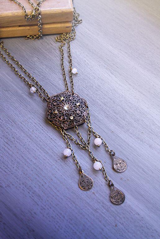 Drömfångare – Halsband vintage | Foxboheme