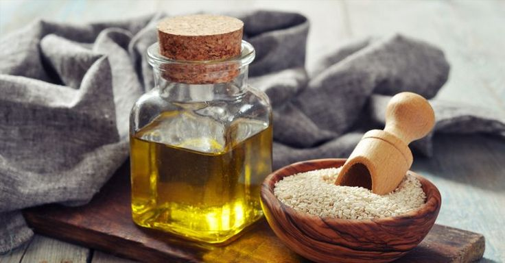 Sesame Oil's Health Benefits From Head To Toe!