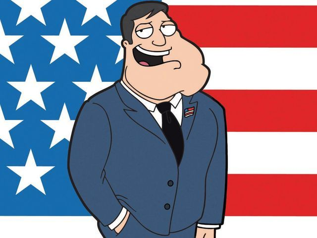 Stan smith american dad