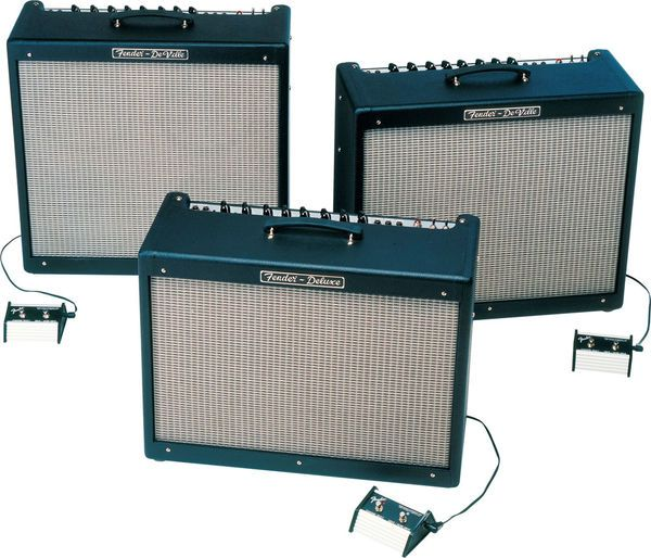 Amplificador Guitarra Eléctrica HOT ROD DEVILLE™ 212 III 60 Watts