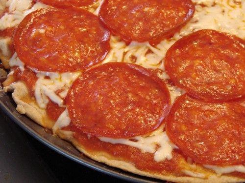 high altitude pizza dough recipe