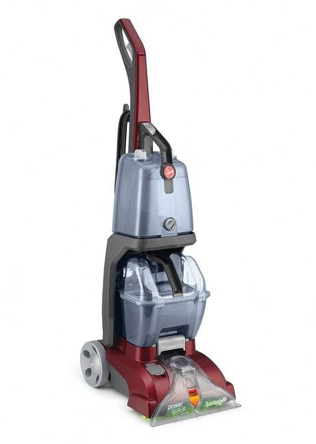 the power scrub deluxe is an easy to use generaluse carpet shampooer