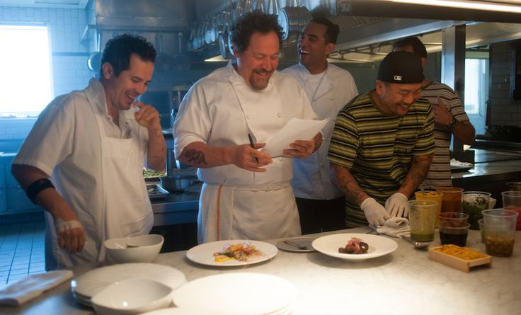 """How Chef Roy Choi Created The Delicious Food In Jon Favreau's """"Chef"""""""