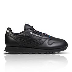 The Reebok Classic Leather 1895 sneakers have classical styling with suede accents. The soft upper offers supportive comfort, while the die-cut EVA midsole cushions the foot and absorbs shock. The padded collar and tongue offers enhanced comfort. Stitch detailing gives these sneakers the trademark look that has gained brand recognition.