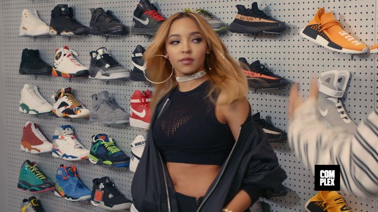 Tinashe Goes Sneaker Shopping With Complex Feels 22 Sneakers...  Tinashe goes sneaker shopping with Joe La Puma at Flight Club in Los Angeles, and talks Rihanna's impact on Puma's success and that infamous Travis Scott photo. Subscribe to Complex on YouTube:...