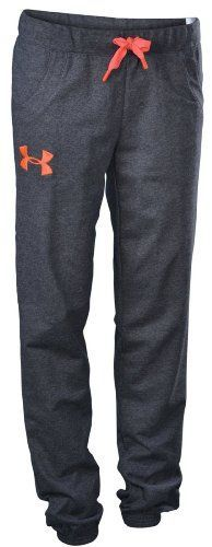 Perfect Under Armour bottoms for your evening jog in the cool weather.