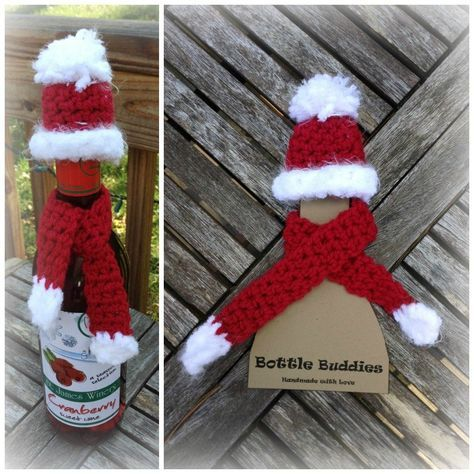 It's time for the HO-HO-Holidays and Bottle Buddies are here. If you're anything like me there's a party or two on your to do list and you're going to want to bring a hostess gift.