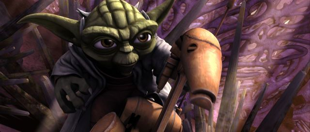 """""""Fear is the path to the dark side. Fear leads to anger. Anger leads to hate. Hate leads to suffering."""" - Yoda"""