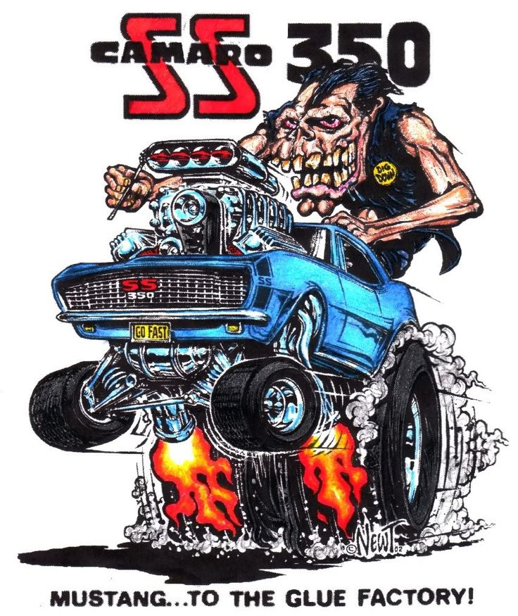 ☮ Art by Ed Roth ~ Rat Fink! ~ ☮レ o √乇 ❥ L❃ve ☮~ღ~*~*✿⊱☮ ---