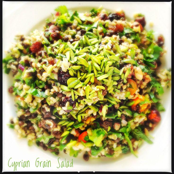 Cypriot Grain Salad