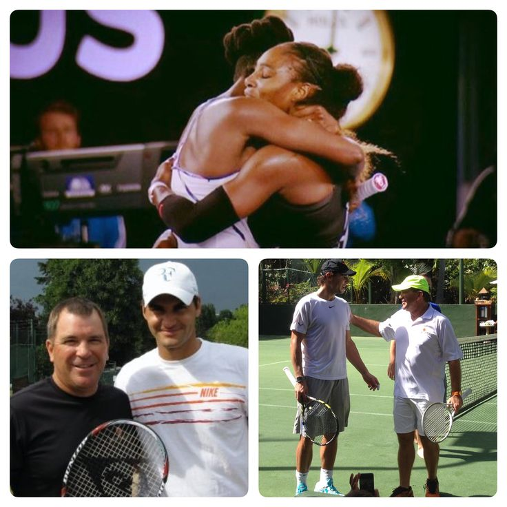 Congratulations to Serena Williams for making history with the 2017 Australian Open win and to Venus for reaching the finals! Amazing effort from the sisters, who both live in Palm Beach Gardens, Florida, the home of our academy. Another historic final is only hours away, good luck to Roger and Rafa! #AustralianOpen #champions #JohanKriek #SerenaWilliams #RogerFederer #RafaNadal #tennis #ATP #WTA #tennis @australianopen @johankriek