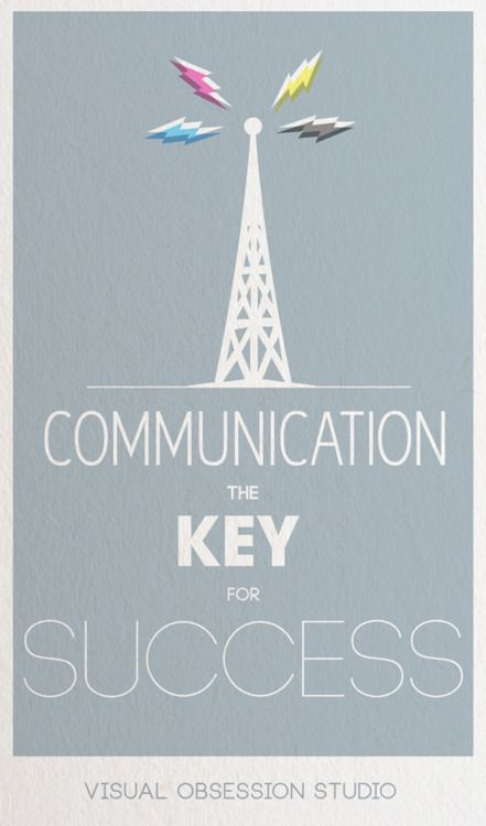 communication . So everyone needs to understand this so we don't have problems!!!!! It actually works people !