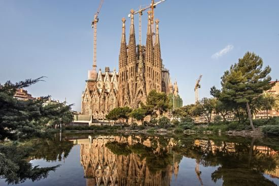 Basilica of the Sagrada Familia: A large Roman Catholic Church in Barcelona - See 101,923 traveller reviews, 56,251 candid photos, and great deals for Barcelona, Spain, at TripAdvisor.