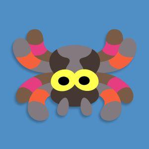 Masketeers Printable Masks: Printable Tarantula Mask