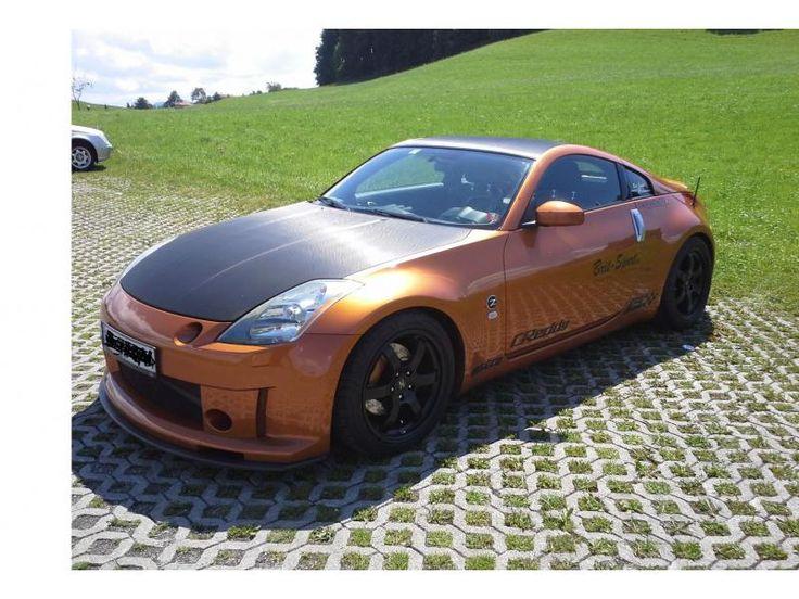 Nissan Nissan 350 Z Supercharger