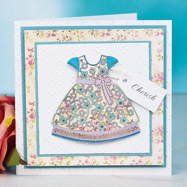 Tattered Lace Magazine Issue 22 Complete with Summer Dress Die