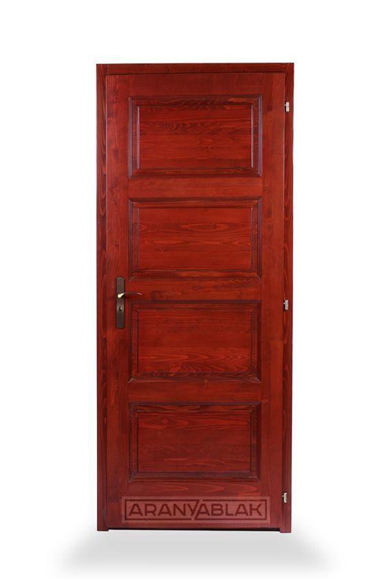 Metisz luc beltéri ajtó ● 16 féle színben - Aranyablak